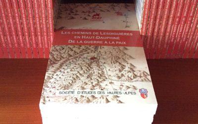 Parution : Les chemins de Lesdiguières en Haut-Dauphiné