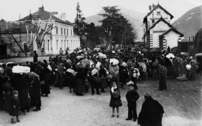 Les Républicains espagnols réfugiés dans les Hautes-Alpes