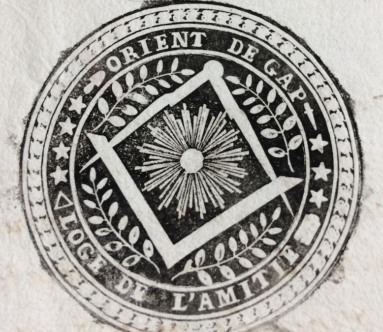 Conférence 18 septembre : la franc-maçonnerie dans les Hautes-Alpes, histoire d'une fraternité laïque