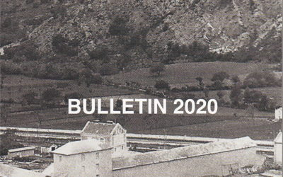 Parution du bulletin 2020
